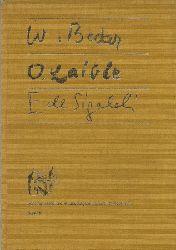 Albiker, C.; L. Mülfarth und H. Knauber  Walter Becker, Otto Laible, Emma de Sigaldi
