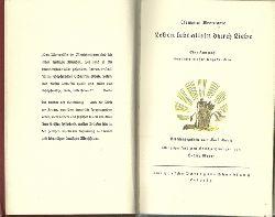 Brentano, Clemens,  11 Titel / 1. Chronika eines fahrenden Schülers,
