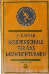Angerstein, Ed. Prof.Dr.med. und Otto Kurth  7 Titel / 1. Geschichte der Leibesübungen in den Grundzügen