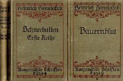 Hansjakob, Heinrich  10 Titel