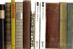 Sinclair, Upton  15 Titel / 1. Nach der Sintflut (Ein Roman aus dem Jahre 2000)