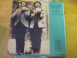 VA (Various Artists)  Les Flemmes D`Enfer / Flames of Hell (LP 33 U/min.) (Best of Cajun and Zydeco Tradition)