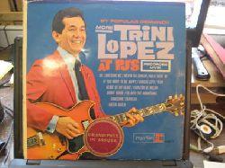Lopez, Trini  By Popular Demand. More Trini Lopez at PJ`s (Recorded Live) (LP 33 U/min.)