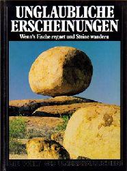 """diverse Autoren  5 Bände der Reihe """"Die Welt des Unerklärlichen"""""""