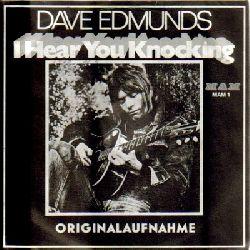 Edmunds, Dave  I hear you knocking / Black Bill (Single-Platte 45UpM)