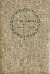 Duckefedd, Christejahn  Us minnen Dagebuche (Gedichte in Casseläner Mundart)