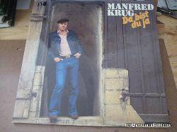 Krug, Manfred:  Da bist du ja (LP 33 1/3 U/min.)