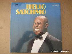 Armstrong, Louis  Hello Satchmo (LP 33 1/3 U/min.)