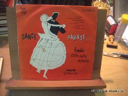 Frankie Carle and his Orchestra  Dance Parade.... (LP) (Schellack)