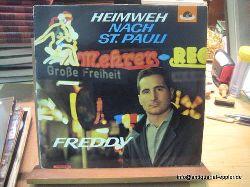 Freddy  Heimweh nach St. Pauli (LP 33 U/min.)