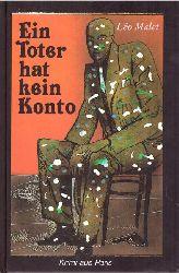 Malet, Leo  10 Titel / 1. Im Schatten von Montmartre. Kriminalroman. Aus dem Französischen von Hans-Joachim Hartstein