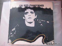 Reed, Lou  Transformer (LP) (Schallplatte)