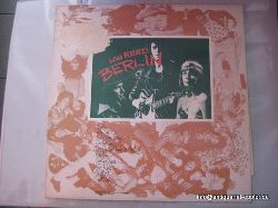 Reed, Lou  2 Titel / 1. Berlin (LP) (Schallplatte)