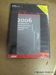Der kleine Johnson 2006 (Die Datenbank zu über 15.000 Weinen, Jahrgängen und Trinkreife)