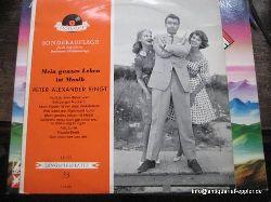 Alexander, Peter  Mein ganzes Leben ist Musik (LP) (Peter Alexander singt...)