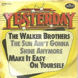 The Walker Brothers  Land of Thousand Dances + Dancing in the Street (Single 45 UpM)