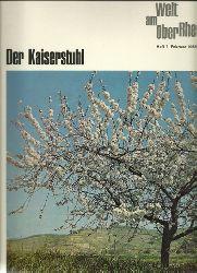 Knittel, Eberhard (Hg.)  Der Kaiserstuhl