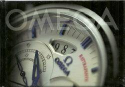 OMEGA  Everything is possible (Katalog mit Preisliste für Omega-Armbanduhren für Herren und Damen)