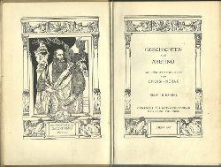 Aretino, Pietro:  Geschichten aus Aretino 1. Ausgabe
