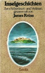 Krüss, James [Hrsg.]:  Inselgeschichten (Zum Selberlesen u. Vorlesen)  1. Ausgabe