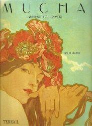 Mucha, Alfons - Arthur Ellridge:  Mucha und der Sieg des Jugendstils. 1. Auflage