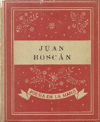 Boscan, Juan  Poesia en la Mano