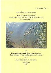 Groupe Loutre Luxembourg  Evaluation de la qualite des cours d`eau au Luxembourg en tant qu`habitat pour la loutre