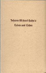 Johann Michael Hahn