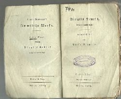 Blumauer, Aloys (Alois)  Virgils Aeneis. Erstes bis viertes Buch. Travestirt von Aloy