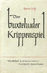 Leip, hans:  Das Buxtehuder Krippenspiel 1. Ausgabe