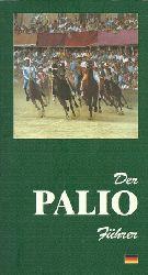 Siena - Luca, Betti (Hg.):  Der Palio Führer 1. Auflage
