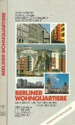 Berning, Maria  2 Bände / 1. Berliner Wohnquartiere (Ein Führer durch 60 Siedlungen in Ost und West)