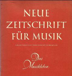 Thomas, Ernst und Karl Amadeus Hartmann  NZ / Neue Zeitschrift für Musik Nr. 4/1960