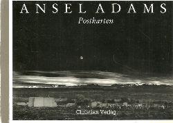 Adams, Ansel  Postkarten (Dreißig Bilder des amerikanischen Meisterfotografen)