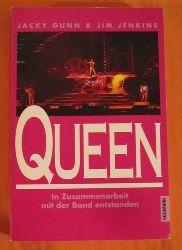Queen - Gunn, Jacky; und Jim Jenkins:  Queen Dt. Erstveröffentlichung