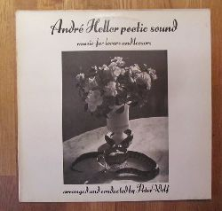 Peter Wolf Objective Truth Orchestra  André Heller Poetic Sound - Music For Lovers And Loosers LP