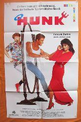 Shelton, Deborah:  HUNK (Filmplakat / Poster)