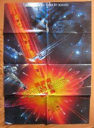 Meyer, Nicholas:  STAR TREK. Das unentdeckte Land (Der Kampf um den Frieden hat begonnen) (Filmplakat / Poster)