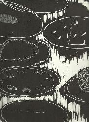 Gäfgen, Wolfgang  Holzdrucke - Handzeichnungen 1992 - 1994. Ausstellungskatalog