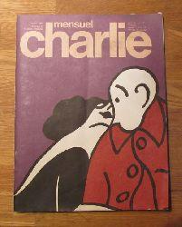 Bernier, Georges und Georges Wolinski  Charlie Mensuel No. 87, Abril 76 (Journal plein d`humour et de bandes dessines)