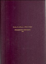 Andersson, Sven-Ingvar  Katalog til udstillingen, exhibition catalogue (dänisch and english language)