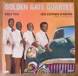 The Golden Gate Quartet  Only You (LP 33 U/min)