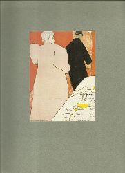 Aitken, Genevieve (Hg.)  Künstler & Theater der Avantgarde (Illustrierte Theaterprogramme Paris 1890-1900. Städtische Kunsthalle Mannheim, 14. März - 26. April 1992)