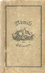 Clauren, H. (Heinrich)  Mimili (Eine Erzählung)