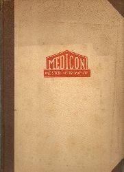 Chirurgie-Union Tuttlingen:  MEDICON Meister- Instrumente Katalog Nr. 2 (Verkaufskatalog)