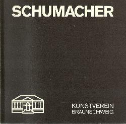 Schumacher, Emil  Emil Schumacher. Arbeiten 1949-1978 (Ausstellungskatalog 6. Oktober - 8. November 1978. Kunstverein Braunschweig)