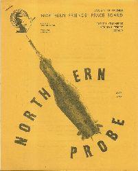 Booth, Arthur (Secretary)  Northern Probe (Anm. zu dt. Versuchsrakete) (A Communications Satellite)
