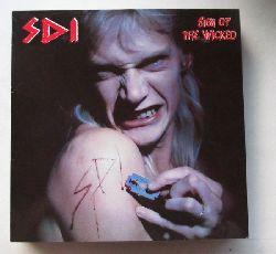 SDI  Sign Of The Wicked (LP 33 U/min)