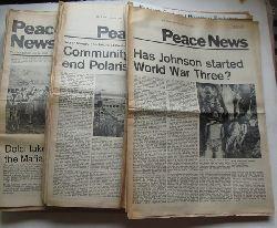 diverse Autoren  Peace News