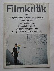 diverse Autoren  FILMKRITIK Nr. 171 (März 1971)